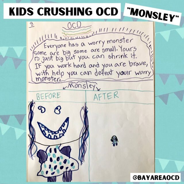 Check out the Kids Crushing OCD Series. Here is the first in the series.  #ocd #obsessivecompulsivedisorder #ocdhelp #ocdawareness #ocdrecovery #realocd #mentalhealthawareness #therapistsofinstagram #cbt #cognitivebehavioraltherapy #stigma #intrusivethoughts #erp #ocdawareness #exposuretherapy #cbttherapist #mentalhealthadvocate #ocdtreatment #ocdrelief #ocdsupport #ocdinformation #exposureresponseprevention #ocdadvocate #ocdkids