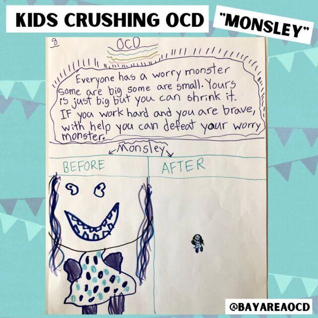 Check out the Kids Crushing OCD Series. Here is the first in the series.  #ocd#obsessivecompulsivedisorder #ocdhelp#ocdawareness #ocdrecovery#realocd #mentalhealthawareness#therapistsofinstagram#cbt #cognitivebehavioraltherapy #stigma#intrusivethoughts#erp#ocdawareness #exposuretherapy #cbttherapist#mentalhealthadvocate#ocdtreatment#ocdrelief#ocdsupport #ocdinformation #exposureresponseprevention#ocdadvocate#ocdkids