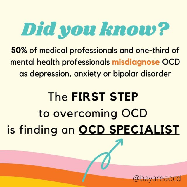 If you need help finding an OCD Specialist go to the International OCD Provider Directory. Link below. #ocd #obsessivecompulsivedisorder #ocdhelp #ocdawareness #ocdrecovery #realocd #mentalhealthawareness #therapistsofinstagram #cbt #cognitivebehavioraltherapy #stigma #intrusivethoughts #erp #ocdawareness #exposuretherapy  #ocdlife  #cbttherapist #mentalhealthadvocate #ocdtreatment #ocdrelief #ocdsupport #ocdinformation #exposureresponseprevention #ocdadvocate #pureo #pureocd #hocd #rocd #harmocd #pocd