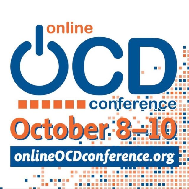 Have you registered for the OCD conference yet? Happening next weekend! There will over 200 speakers, 70 talks, and 36 discussion group plus after-hours fun! Come for a few talks or join for the whole weekend. #iocdfcon #iocdf2021 #ocd #ocdawareness